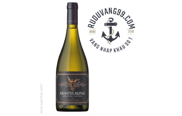 Rượu Vang Chile Montes Alpha Special Cuvee Chardonnay (-11%)