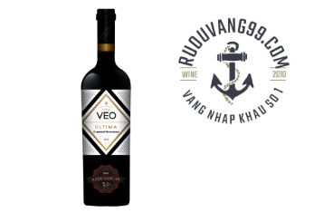 Rượu vang Chile Veo Ultima Vinedos (-14%)