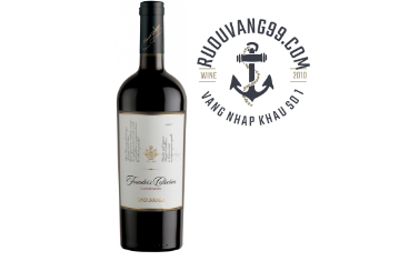 Rượu Vang Chile Undurraga Founders Collection Carmenere (-12%)
