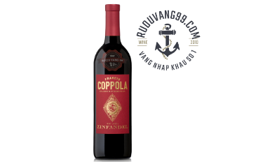 Rượu Vang Mỹ Coppola Diamond Collection Zinfandel (-17%)